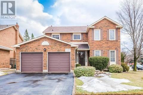 House for sale at 439 Golden Oak Dr Oakville Ontario - MLS: W4452442