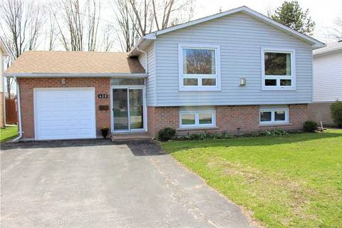 House for sale at 439 Mooney Cres Orillia Ontario - MLS: S4415076