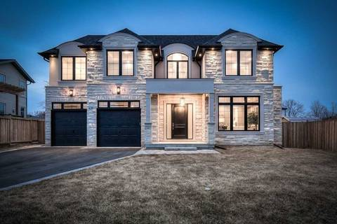 House for sale at 439 Seabourne Dr Oakville Ontario - MLS: W4407135