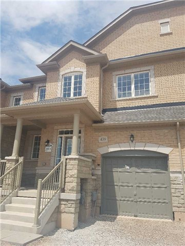 For Rent: 439 Silver Maple Road, Oakville, ON | 3 Bed, 3 Bath Townhouse for $2,500. See 7 photos!