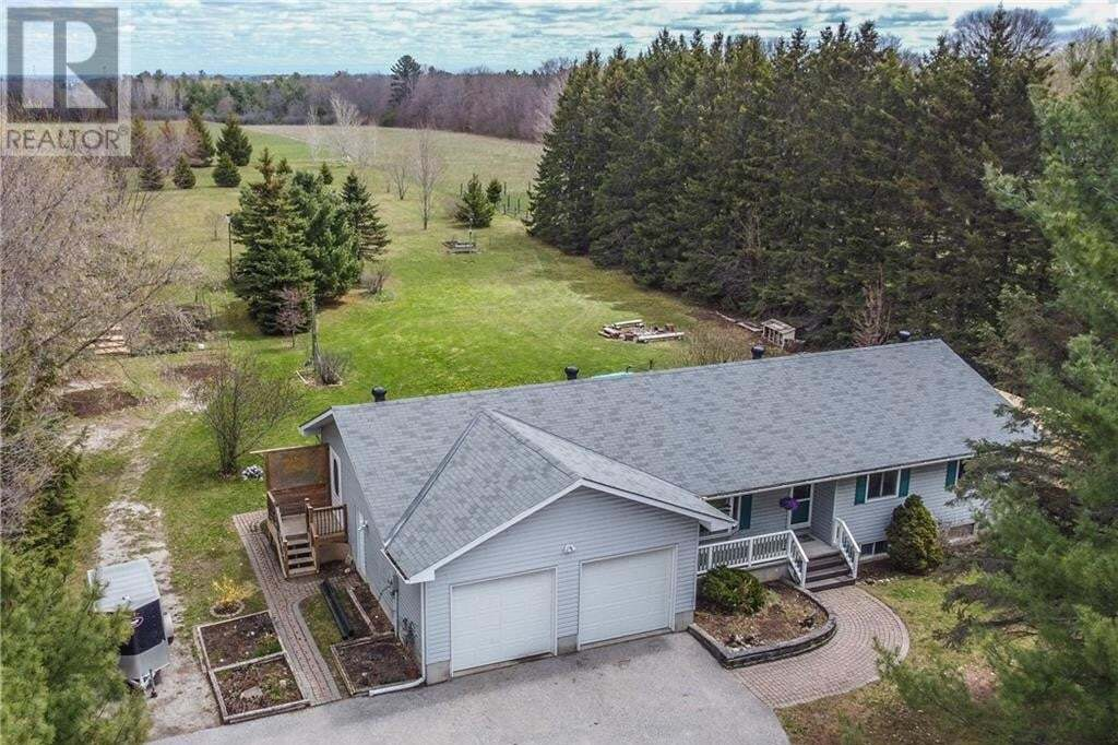 House for sale at 4393 Fairgrounds Rd Severn Ontario - MLS: 260017