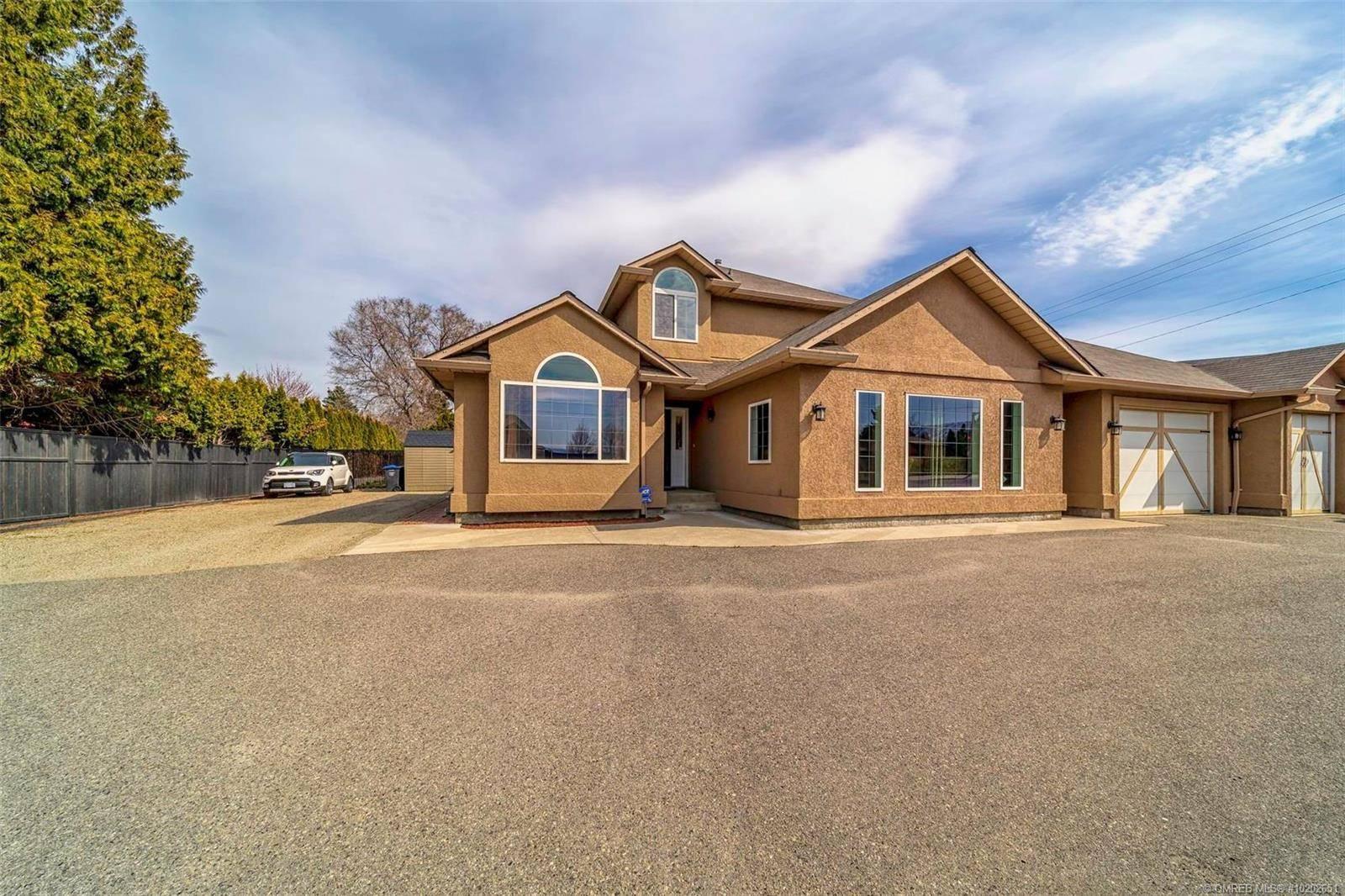 House for sale at 4399 Lakeshore Rd Kelowna British Columbia - MLS: 10202651