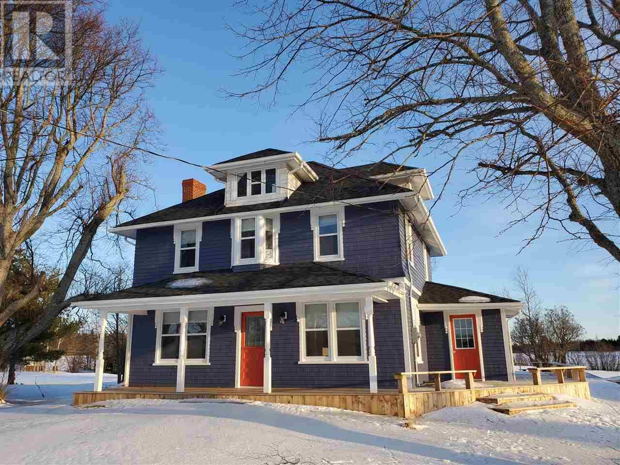 House for sale at 4399 Portage Road Rte Oyster Bed Bridge Prince Edward Island - MLS: 202005512