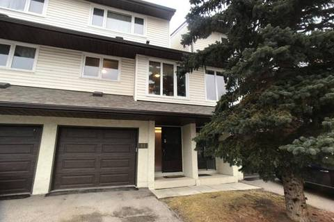 Townhouse for sale at 1012 Ranchlands Blvd Northwest Unit 44 Calgary Alberta - MLS: C4291555