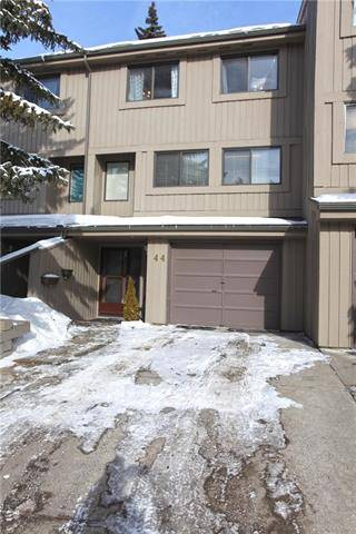 Townhouse for sale at 10401 19 St Southwest Unit 44 Calgary Alberta - MLS: C4283040