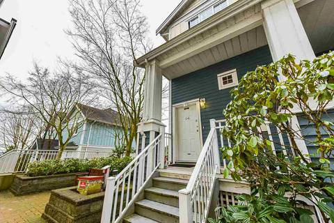 Townhouse for sale at 123 Seventh St Unit 44 New Westminster British Columbia - MLS: R2452222