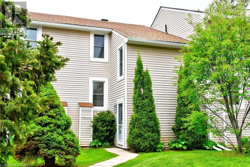 Townhouse for sale at 127 Alfred St W Unit 44 Thornbury Ontario - MLS: 262915