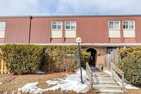 Condo for sale at 1333 Mary St Unit 44 Oshawa Ontario - MLS: E4378962
