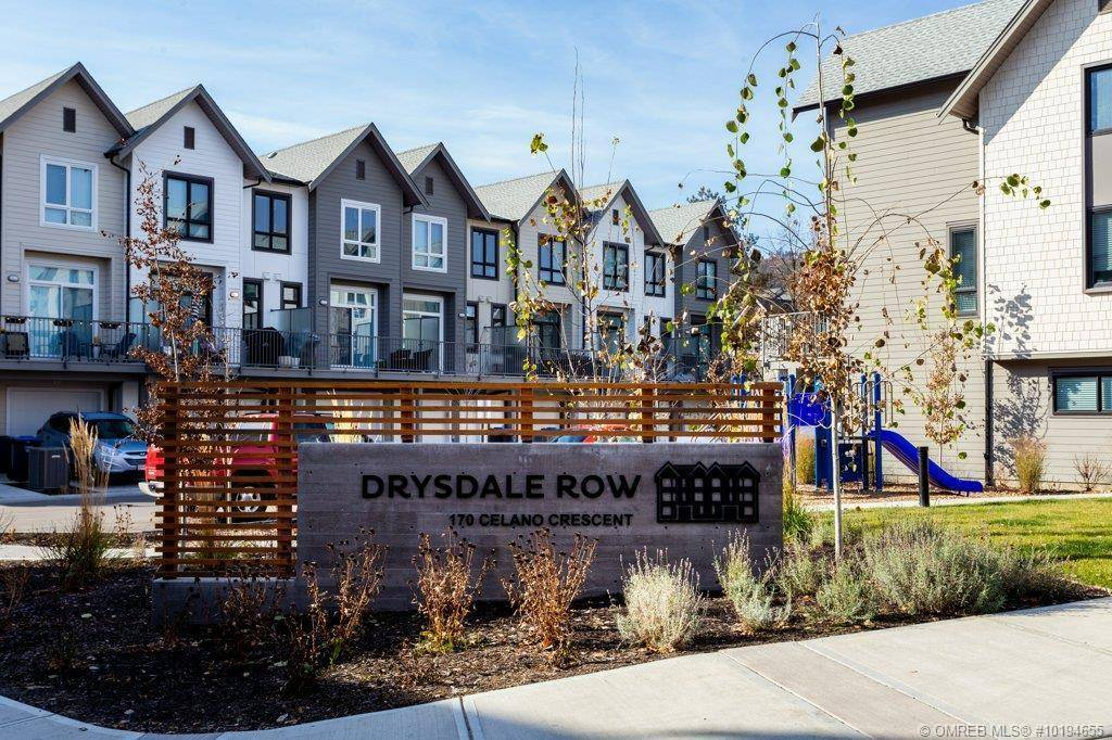 Townhouse for sale at 170 Celano Cres North Unit 44 Kelowna British Columbia - MLS: 10194655