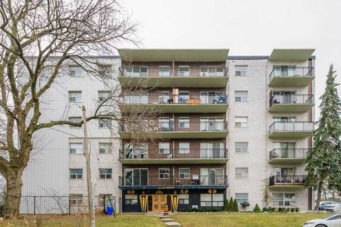 Apartment for rent at 2 Superior Ave Unit 44 Toronto Ontario - MLS: W4659102