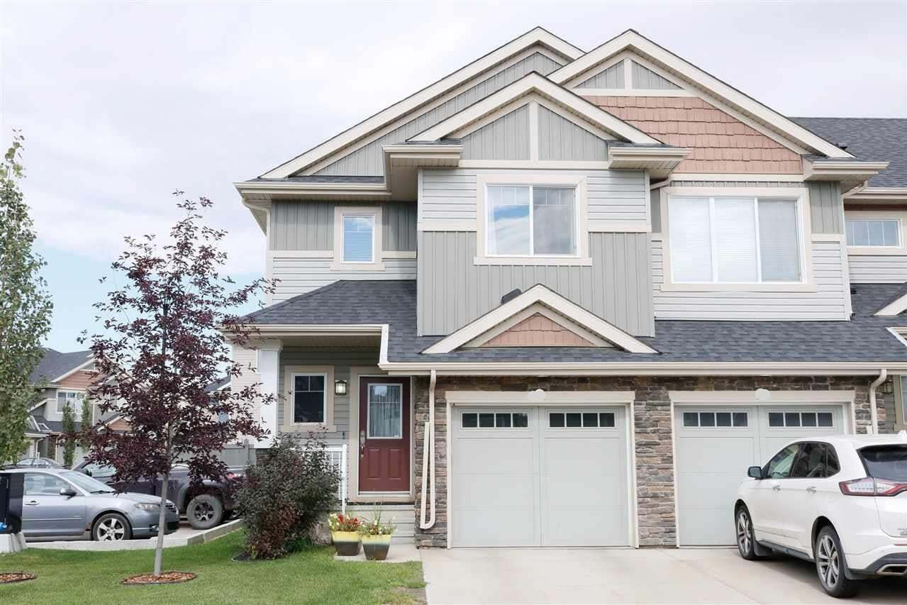 Townhouse for sale at 2004 Trumpeter Wy NW Unit 44 Edmonton Alberta - MLS: E4190102