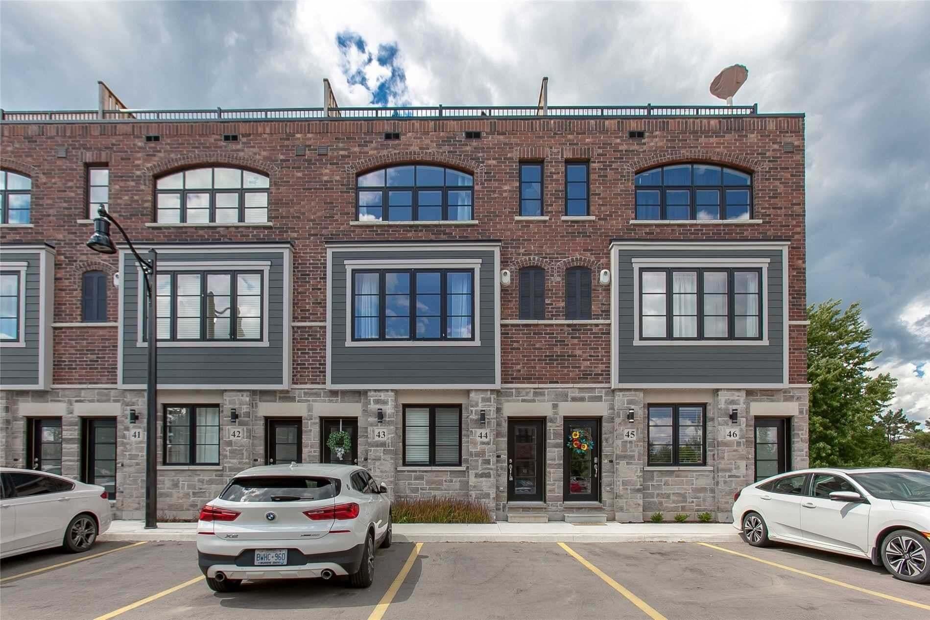 Buliding: 219 Dundas Street East, Hamilton, ON