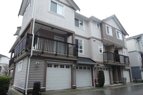 Townhouse for sale at 22788 Westminster Hy Unit 44 Richmond British Columbia - MLS: R2425743