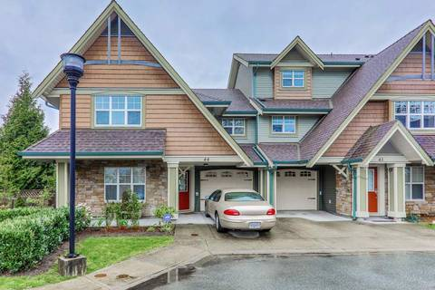 Townhouse for sale at 22977 116 Ave Unit 44 Maple Ridge British Columbia - MLS: R2357455