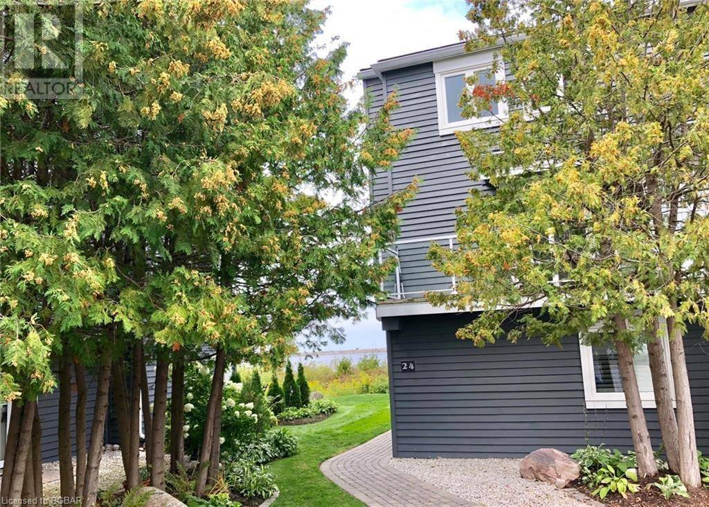 Apartment for rent at 24 Trott Blvd Unit 44 Collingwood Ontario - MLS: 221880