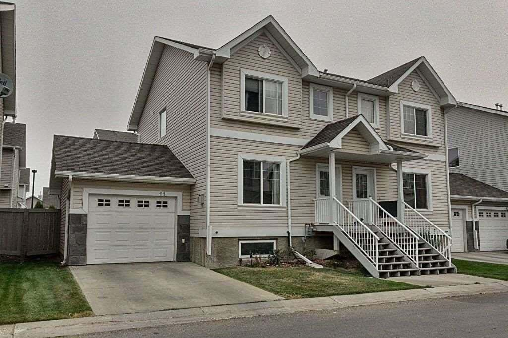 Townhouse for sale at 2503 24 St NW Unit 44 Edmonton Alberta - MLS: E4215239