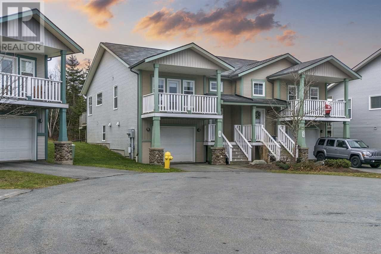 House for sale at 27 Sweetbriar Gt Unit 44 Eastern Passage Nova Scotia - MLS: 202024176