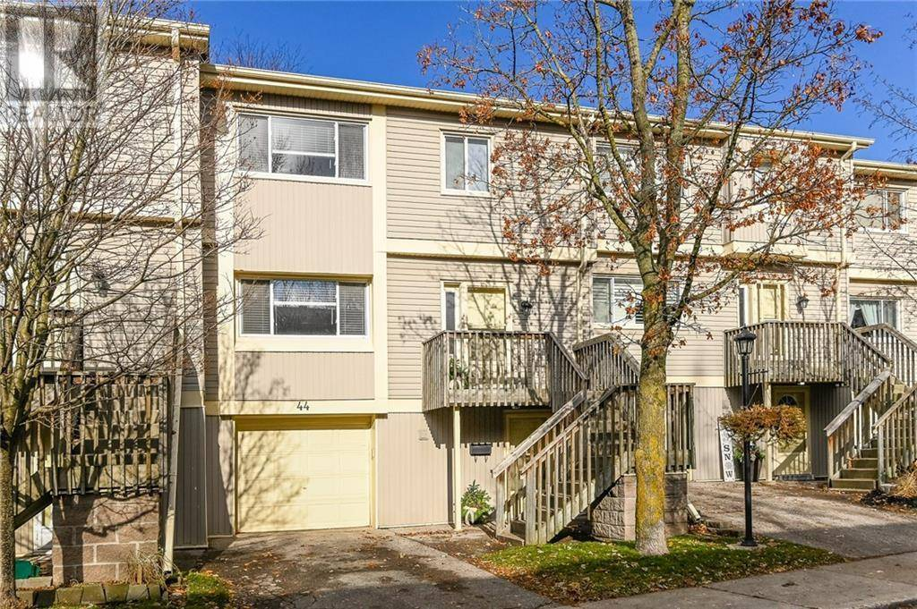 Townhouse for sale at 30 Green Valley Dr Unit 44 Kitchener Ontario - MLS: 30779765