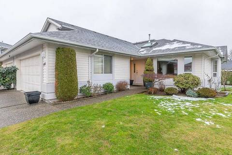 Townhouse for sale at 31406 Upper Maclure Rd Unit 44 Abbotsford British Columbia - MLS: R2435575