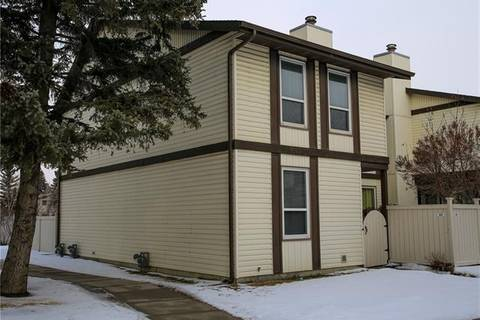 Townhouse for sale at 3200 60 St Northeast Unit 44 Calgary Alberta - MLS: C4287060
