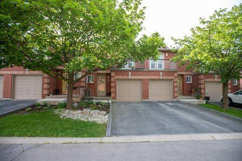 Townhouse for sale at 34 Dynasty Ave Unit 44 Stoney Creek Ontario - MLS: H4056437