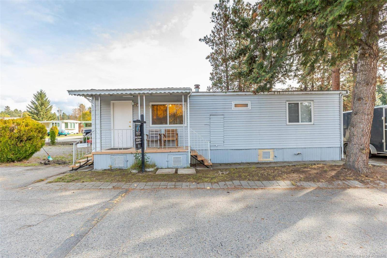 Residential property for sale at 3535 Mcculloch Rd Unit 44 Kelowna British Columbia - MLS: 10193149