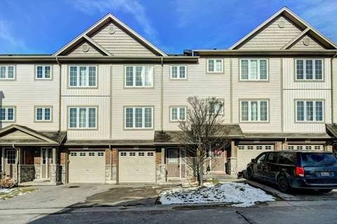 Townhouse for sale at 355 Fisher Mills Rd Unit 44 Cambridge Ontario - MLS: X4661673
