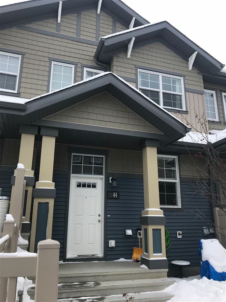 For Sale: 44 - 4029 Orchards Drive, Edmonton, AB | 2 Bed, 3 Bath Townhouse for $294,900. See 29 photos!