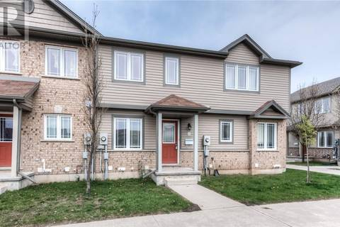 Townhouse for sale at 535 Windflower Cres Unit 44 Kitchener Ontario - MLS: 30735576