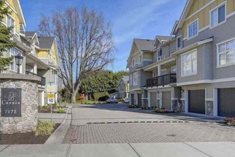 Townhouse for sale at 7171 Steveston Hy Unit 44 Richmond British Columbia - MLS: R2447182