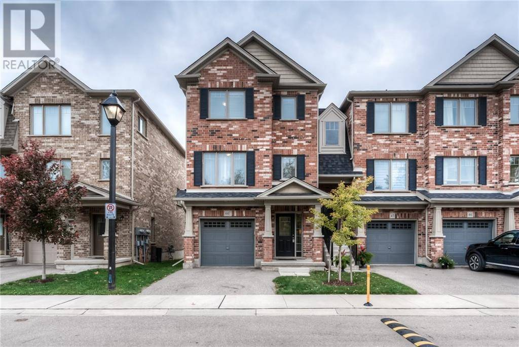 Townhouse for sale at 750 Lawrence St Unit 44 Cambridge Ontario - MLS: 30772486