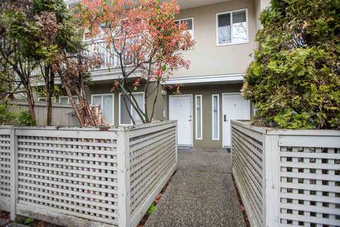 Townhouse for sale at 7831 Garden City Rd Unit 44 Richmond British Columbia - MLS: R2385810