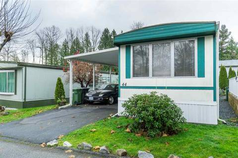 Home for sale at 8220 King George Blvd Unit 44 Surrey British Columbia - MLS: R2444828