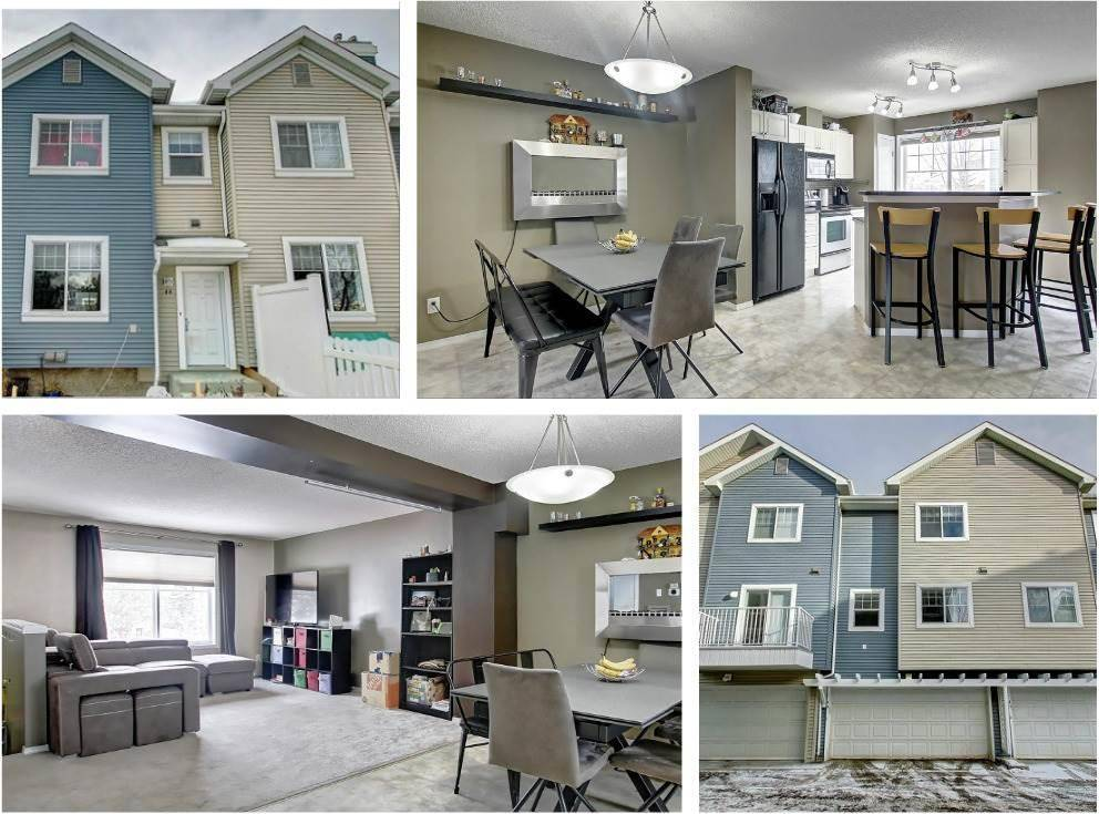 Townhouse for sale at 8304 11 Ave Sw Unit 44 Edmonton Alberta - MLS: E4186470