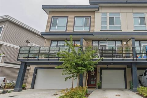 Townhouse for sale at 8413 Midtown Wy Unit 44 Chilliwack British Columbia - MLS: R2407522