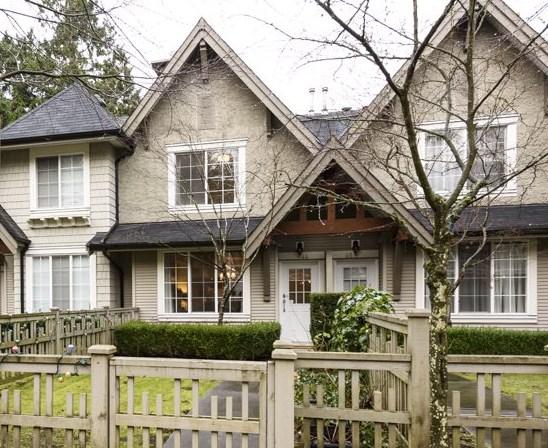 Ashcombe Condos: 8415 Cumberland Place, Burnaby, BC