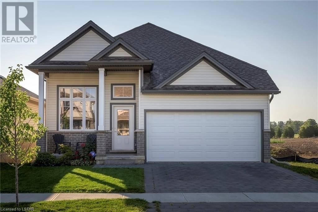 House for sale at 44 Abbott St Strathroy Ontario - MLS: 222683