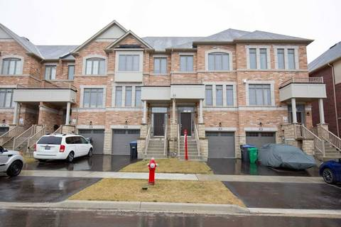 Townhouse for sale at 44 Agava St Brampton Ontario - MLS: W4485925