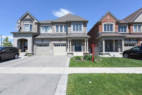Townhouse for sale at 44 Andretti Cres Brampton Ontario - MLS: W4777025
