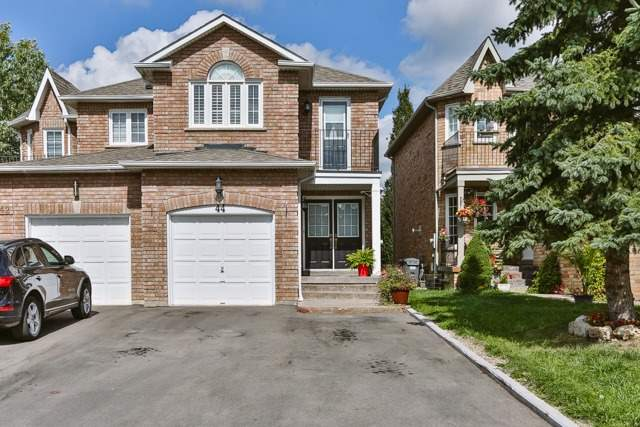 House for sale at 44 Archbury Circle Caledon Ontario - MLS: W4292420