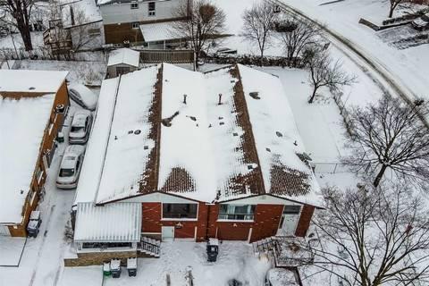 Townhouse for sale at 44 Ardglen Dr Brampton Ontario - MLS: W4688778