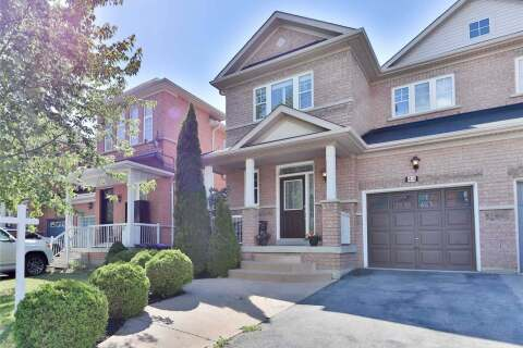 Townhouse for sale at 44 Ashdale Rd Brampton Ontario - MLS: W4812479