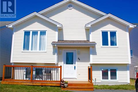 House for sale at 44 Beauford Pl St.john's Newfoundland - MLS: 1196008