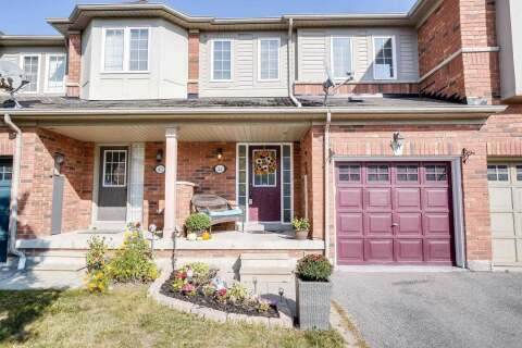 Townhouse for sale at 44 Beer Cres Ajax Ontario - MLS: E4932623