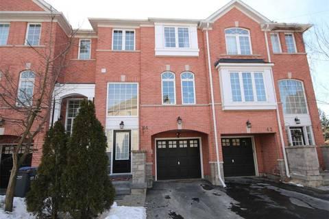 Townhouse for sale at 44 Bernard Ave Brampton Ontario - MLS: W4694104