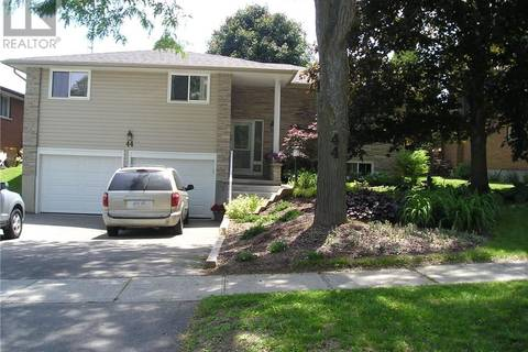 Townhouse for sale at 44 Bishop Ct Guelph Ontario - MLS: 30753438