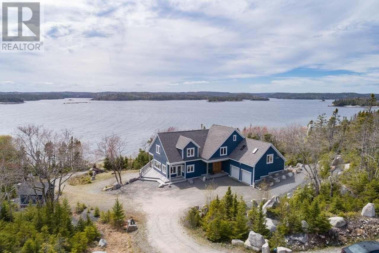 House for sale at 44 Blind Bay Dr Blind Bay Nova Scotia - MLS: 202008984