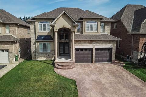 House for sale at 44 Bookjans Dr Hamilton Ontario - MLS: X4647034