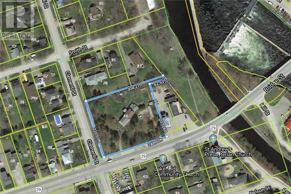 Residential property for sale at 44 Bridge St Lakefield Ontario - MLS: 40032655
