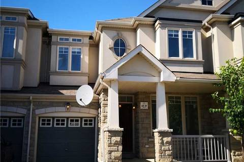 Townhouse for rent at 44 Brower Ave Richmond Hill Ontario - MLS: N4552031